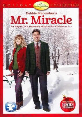 Mr. Miracle, DVD   -     By: Debbie Macomber