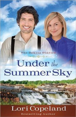 Under the Summer Sky, Dakota Diaries Series #2, Large Print   -     By: Lori Copeland