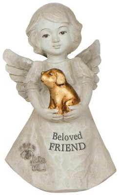 Dog Beloved Friend Mini Angel  -