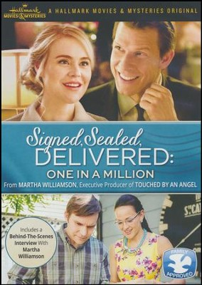 Signed, Sealed, Delivered: One In a Million, DVD   -
