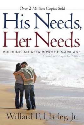 His Needs, Her Needs: Building an Affair-Proof Marriage / Revised - eBook  -     By: Willard F. Harley Jr.