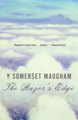 The Razor's Edge - eBook  -     By: W. Somerset Maugham
