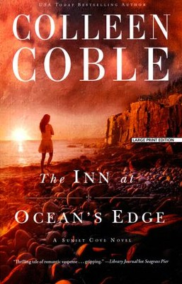 The Inn at Ocean's Edge, Large Print  -     By: Colleen Coble