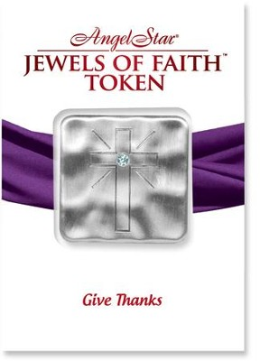 Give Thanks Pocket Token  -