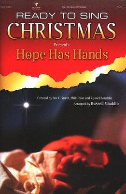 Hope Has Hands-Ready to Sing Christmas   -