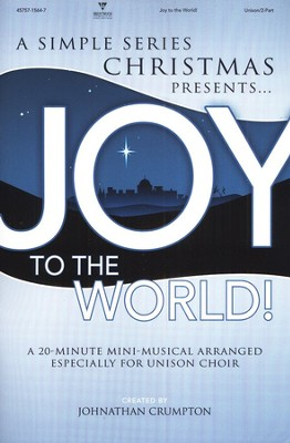 Joy to the World!-A Simple Christmas   -