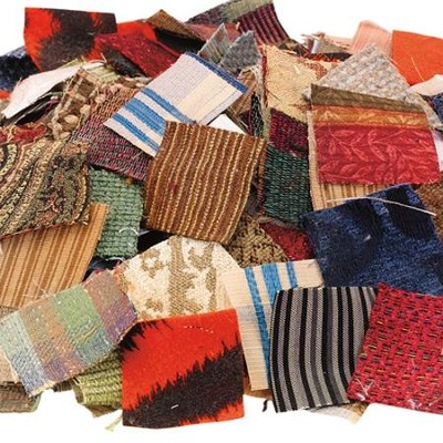 Fabric Mosaics (1 3/4; Package of 400)   -