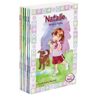 That's Nat!, Volumes 1-6  -     By: Dandi Daley Mackall