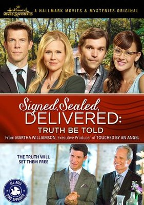 Signed, Sealed, Delivered: Truth Be Told, DVD   -