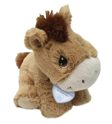 Precious Moments, Apple Jack Horse Plush  -