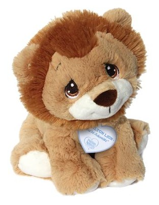 35d41c858eba Precious Moments, Hamilton Lion Plush - Christianbook.com