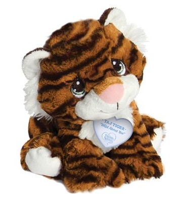 Precious Moments, Tai Tiger Plush  -