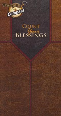 Count Your Blessings Compass (Handout)   -