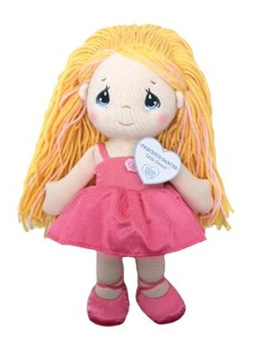 Precious Moments, Dancer Doll Plush  -
