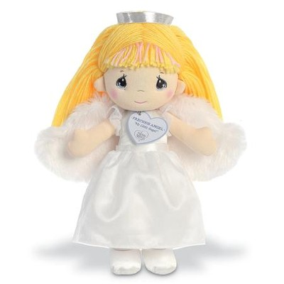 Precious Moments, Angel Doll Plush  -