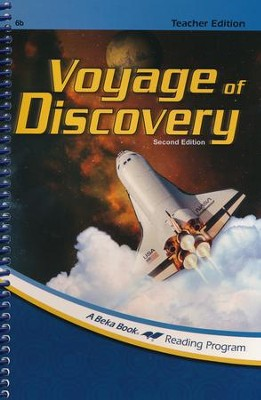 Abeka Voyage of Discovery Teacher Edition   -