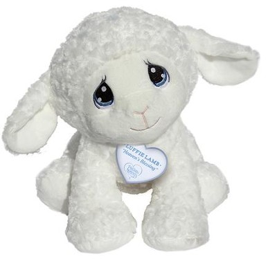 Precious Moments, Luffie Lamb Plush  -