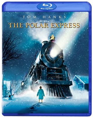 The Polar Express, Blu-ray    -