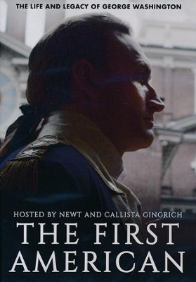The First American, DVD   -