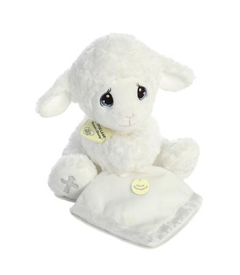 Luffie Lamb Plush, Heaven's Blessings  -