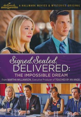 Signed, Sealed, Delivered: The Impossible Dream, DVD   -