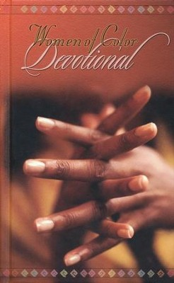 Women of Color Devotional, Hardcover   -     By: Mel Banks