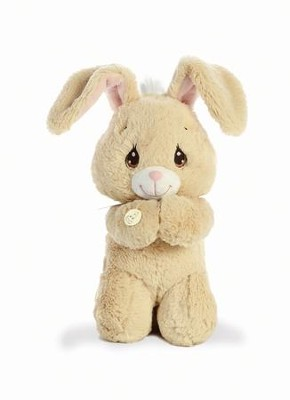 Precious Moments, Floppy Prayer Bunny, Musical  -