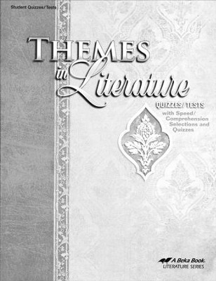 Abeka Themes in Literature Quizzes & Tests   -