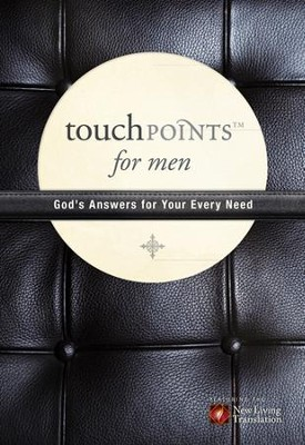 TouchPoints for Men - eBook  -     By: Ronald A. Beers, Amy E. Mason