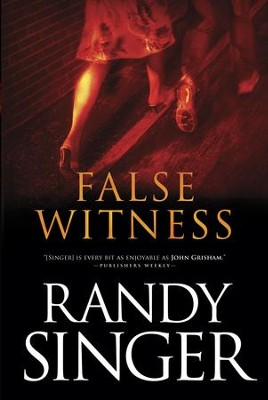 False Witness - eBook  -     By: Randy Singer