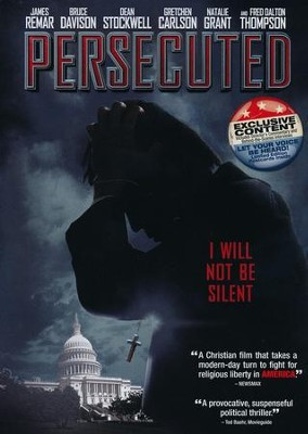 Persecuted, DVD   -