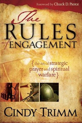 Rules Of Engagement 3In1 - eBook  -     By: Cindy Trimm
