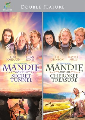 Mandie Double Feature DVD   -