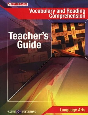 Power Basics Vocabulary & Reading Comprehension Teacher's Guide   -