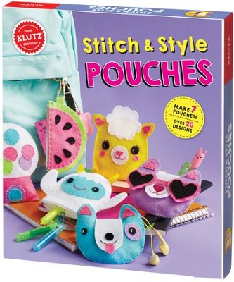 Stitch and Style Pouches  -