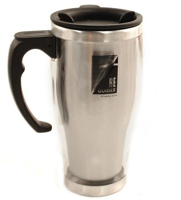He Guides, Stainless Steel Travel Mug   -