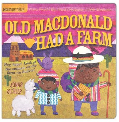 Indestructibles: Old MacDonald  -     By: Amy Pixton