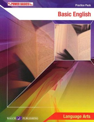 Power Basics English Student Book Practice Pack   -