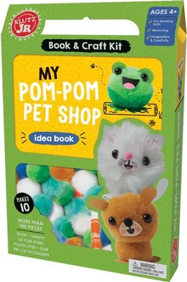 My Pom Pom Pet Shop  -