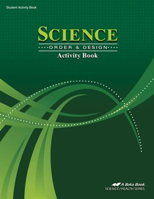 Science: Order & Design Activity Book   -