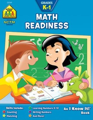 Math Readiness K-1   -