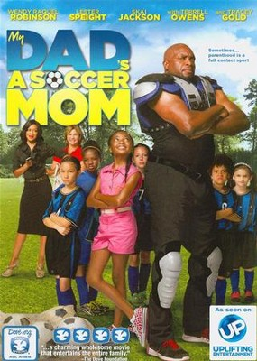 My Dad's a Soccer Mom, DVD   -
