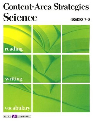 Content Area Science Grades 7-8, Student Text   -