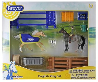 English Play Set, 10 Pieces  -