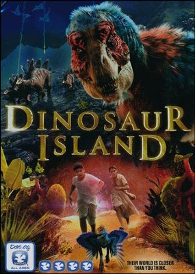 Dinosaur Island, DVD   -     By: Alchemy