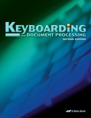 Abeka Keyboarding and Document Processing    -