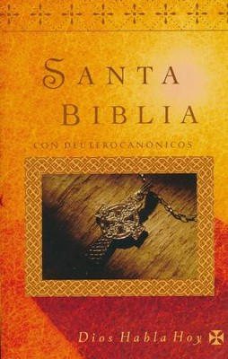 Santa Biblia DHH con Deuterocanónicos, Enc. Rústica   (DHH Outreach Bible with Deuterocanonicals)  -