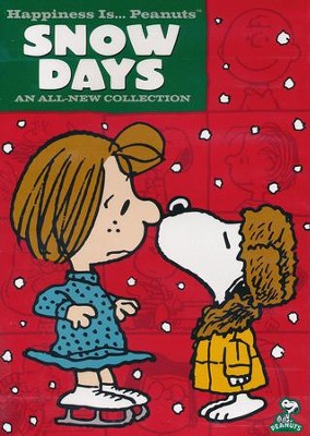 Happiness Is... Peanuts: Snow Days, DVD   -