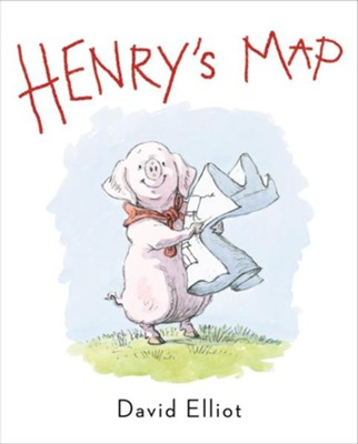 Henry's Map  -     By: David Elliot     Illustrated By: David Elliot