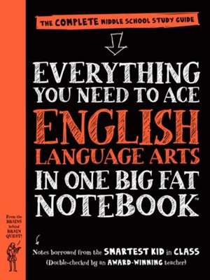 Everything You Need to Ace English Language Arts in One Big Fat Notebook  -     By: Elizabeth Irwin